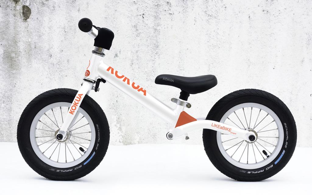 KOKUA Kinderlaufräder. Laufräder und Kinderfahrräder.