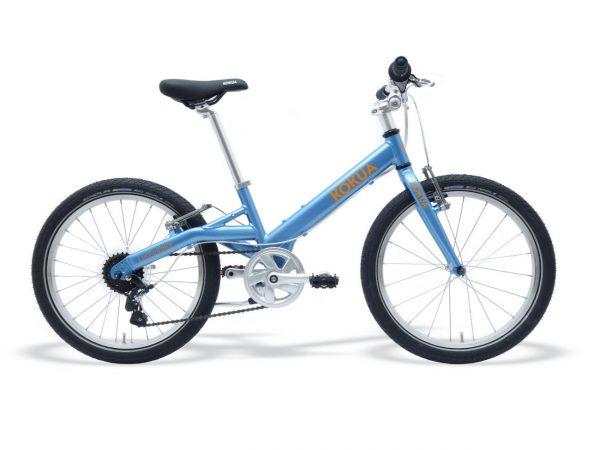 LIKEtoBIKE 20 Blue mit Schwalbe BIG APPLE Reifen