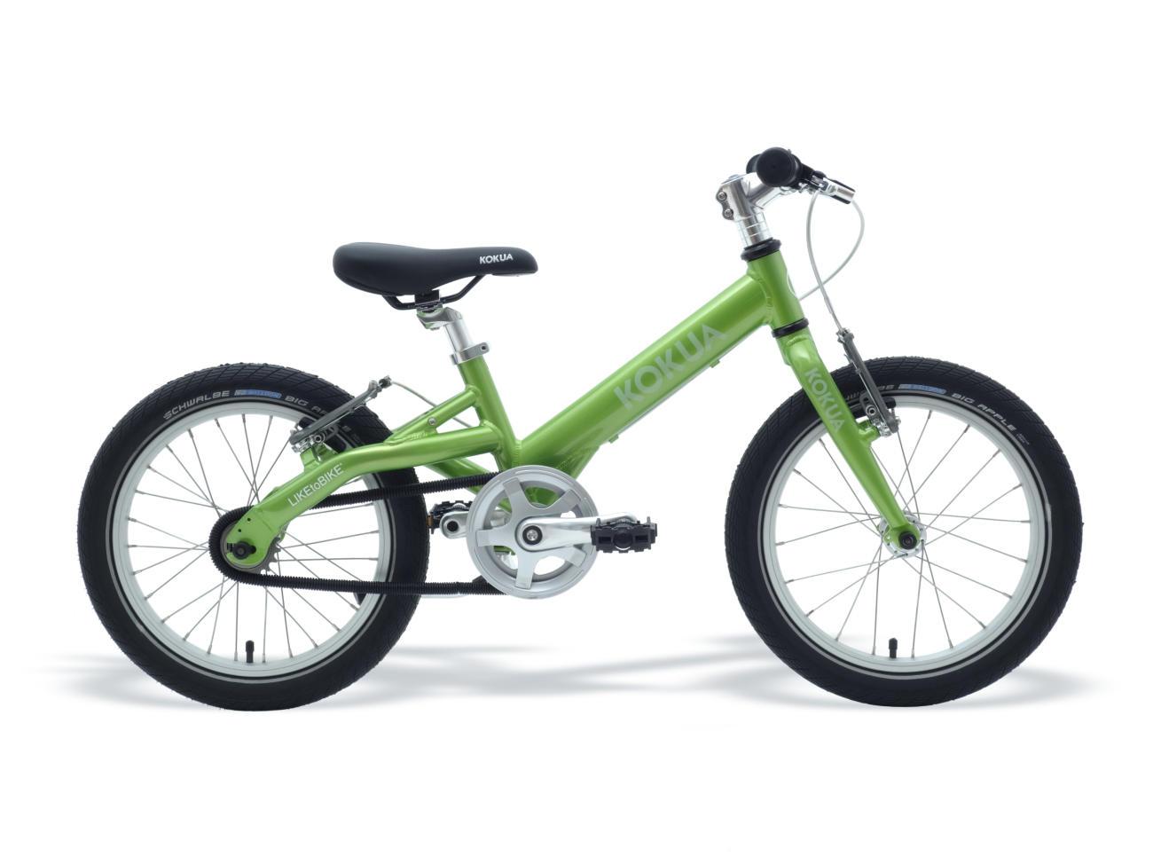 LIKEtoBIKE 16 green VB